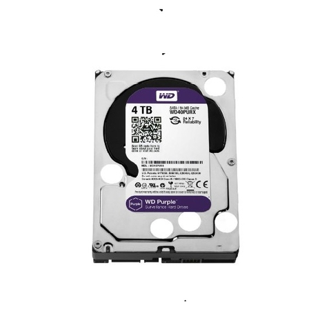 Ổ cứng HDD WD Purple 4TB 3.5