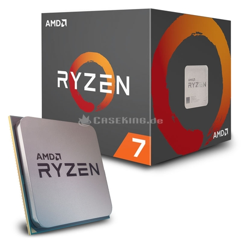AMD Ryzen 7 3800X, with Wraith Prism cooler/ 3.9 GHz (4.5GHz Max Boost) / 36MB Cache / 8 cores / 16 threads / 105W / Socket AM4