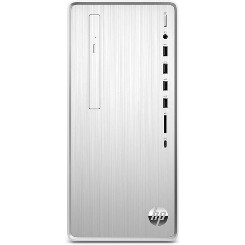Máy tính đồng bộ HP Pavilion TP01	180S3AA	TP01-1113d, Core i5-10400(2.90 GHz,12MB),8GB RAM,1TB HDD,DVDRW,Intel UHD Graphics,Wlan ac+BT,USB Keyboard & Mouse,Win 10 Home 64,Silver,1Y WTY_180S3AA