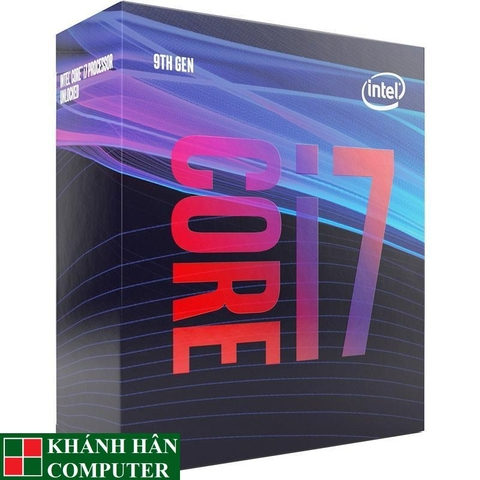 Bộ vi xử lý Intel Core i7-9700 (8 Cores 8 Threads/ 12MB/ Coffee Lake R)