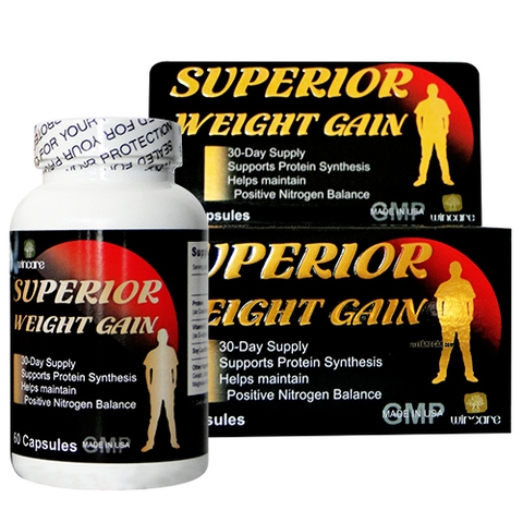 SUPERIOR WEIGHT GAIN USA