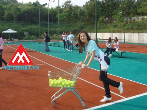 Trụ tennis Sodex