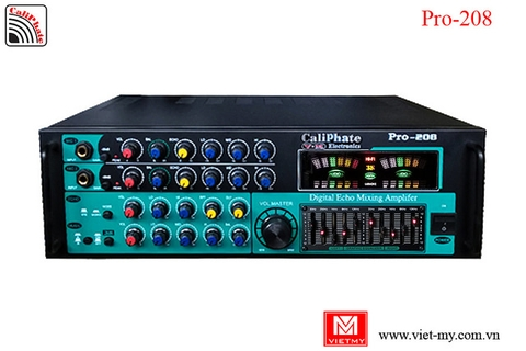 Amply CaliPhate PRO-208EQ