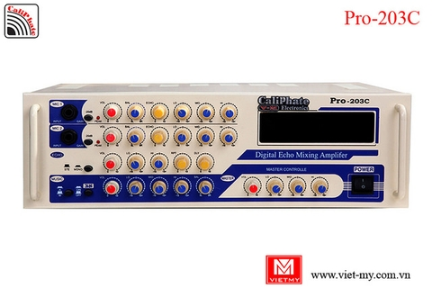 Amply CaliPhate PRO 203C