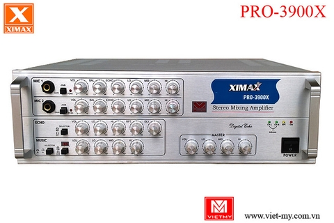 Amply XIMAX Pro-3900X