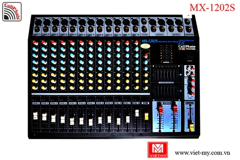 Mixer Caliphate 1202S