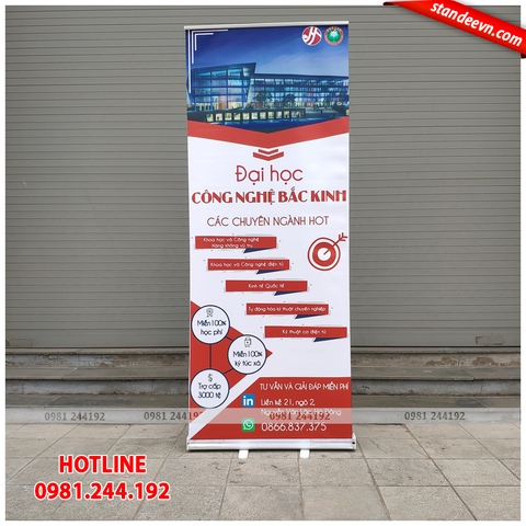 Standee cuốn