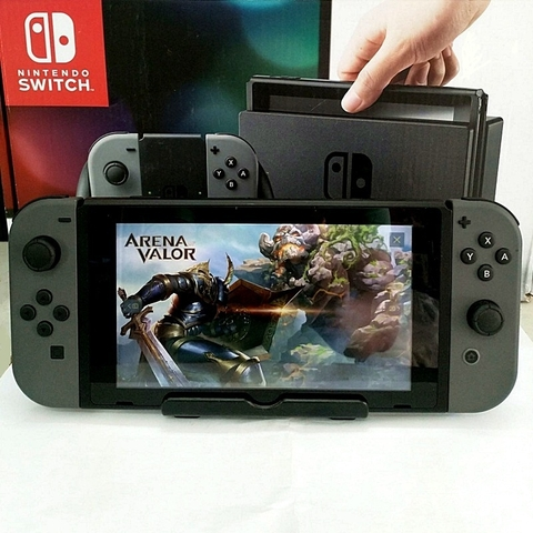 Nintendo Switch Gray Joy‑Con fullbox, 2nd hand