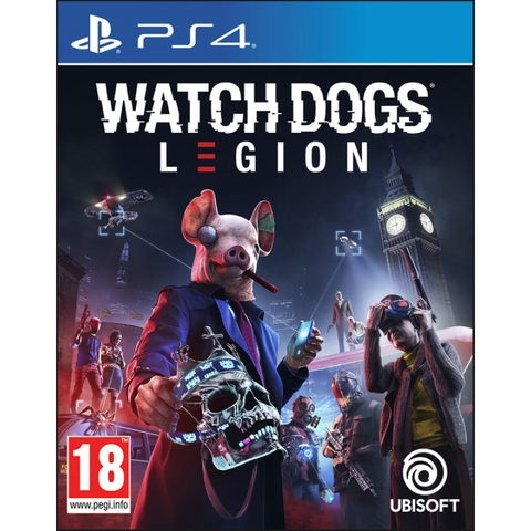 Watch Dogs Legion ( Asian )
