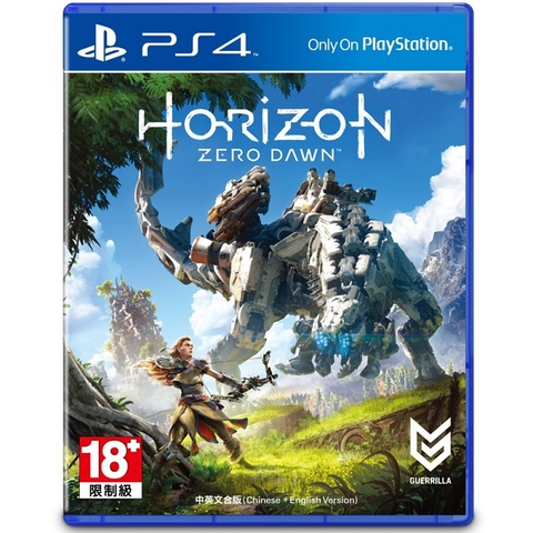 Horizon Zero Dawn (  Asian )