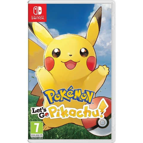 Pokemon: Let's Go Pikachu!