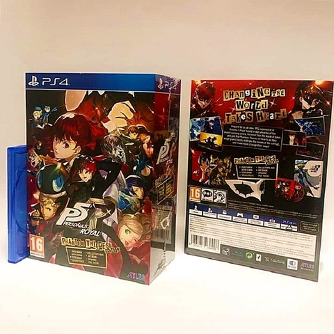 Persona 5 Royal: Phantom Thieves Edition ( EU )