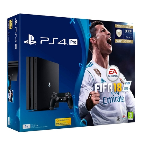 PS4 Pro 1TB FIFA 18 Bundle- SONY VN