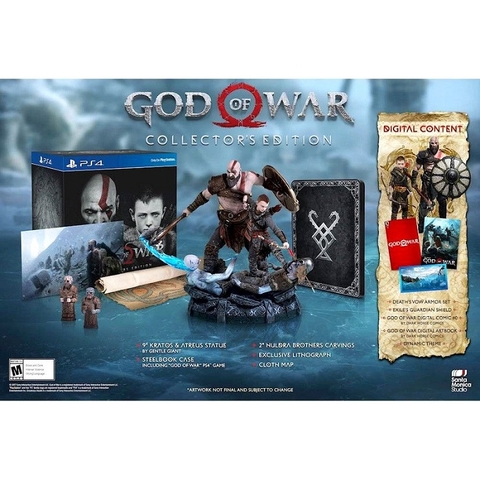 God of War Collector's Edition ( US )