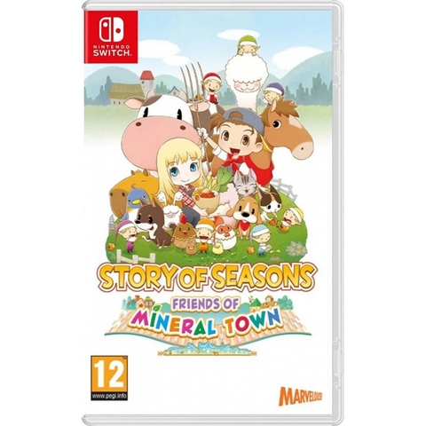 Story of seasons friends of Mineral Town ( EU )