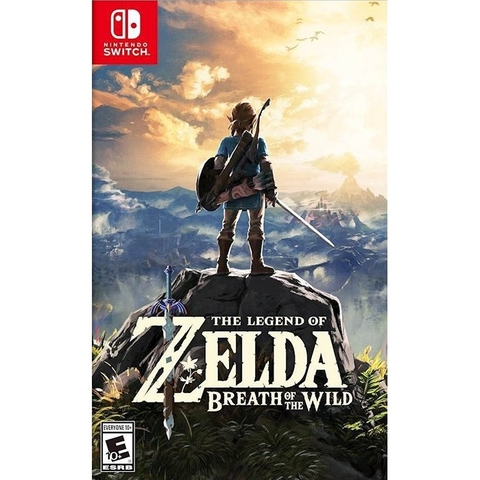 The Legend of Zelda: Breath of the Wild ( US )---TẠM HẾT HÀNG