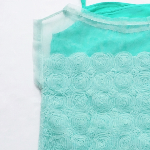 ROSY MINT TOP