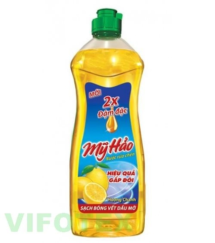 My Hao Grapefruit 2X Concentrate Dishwashing Liquid