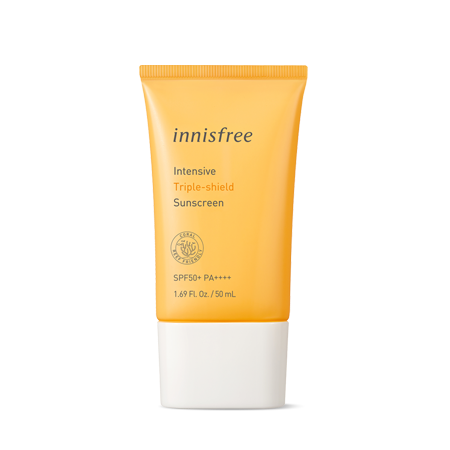 Kem chống nắng Innisfree Intensive Triple-Shield Suncreen  SPF50+ PA++++