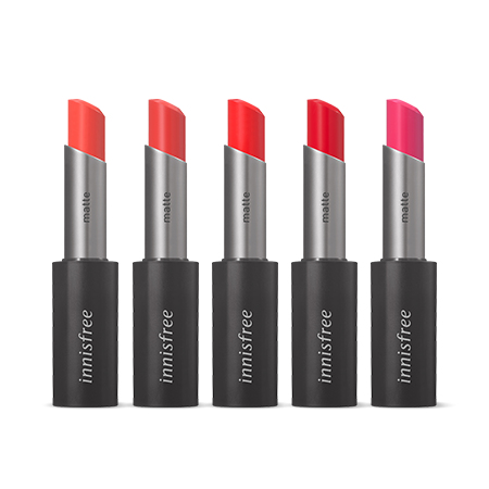 Son Thỏi Lì Innisfree Real Fit Matte Lipstick