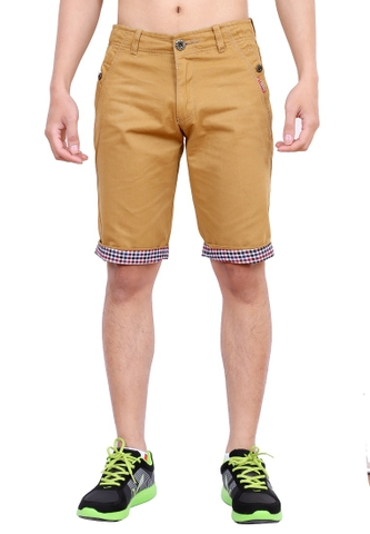 Quần Short Kaki Nam SoYoung MEN SHORTS 010 CA