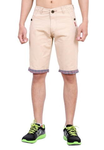Quần Short Kaki Nam SoYoung MEN SHORTS 010 CR