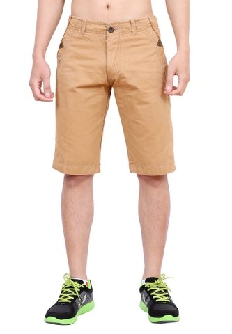 Quần Short Kaki Nam SoYoung MEN SHORTS 010 KHA