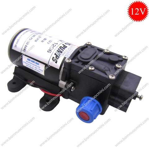 máy bơm nước min áp lực cao