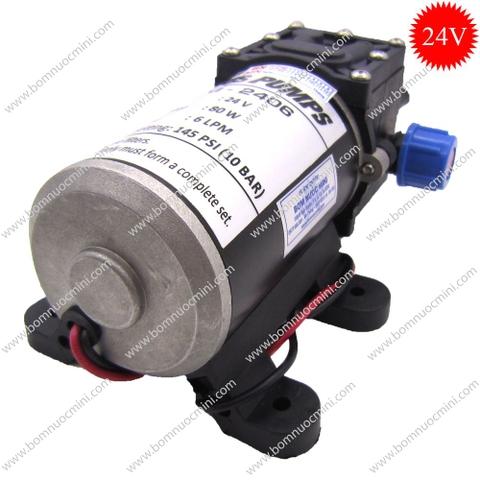 máy bơm nước mini áp lưc cao
