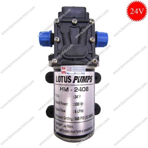 bơm nước mini áp lực 24V