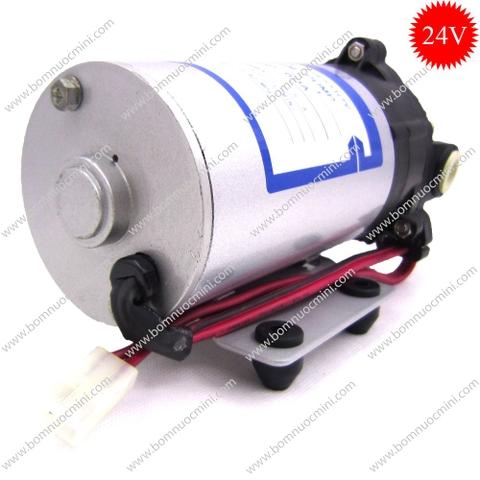 máy bơm nước mini 24v