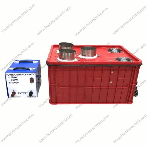 máy tạo ẩm thùng bằng nhựa HS026 chất lượng cao
