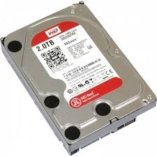 WD HDD  Red 2TB 3.5