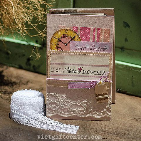 Fly album handmade Princess