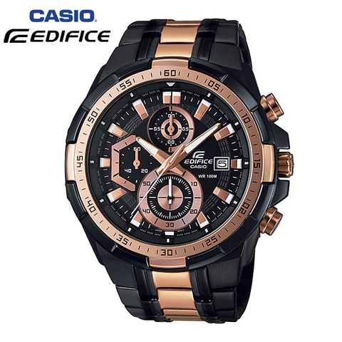 Casio nam Edifice Quartz EFR-539BKG