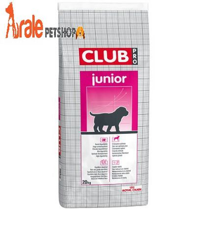 ROYAL CANIN CLUB PRO JUNIOR