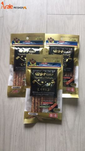 SNACK GÀ JERKY GOLD COLLAGEN