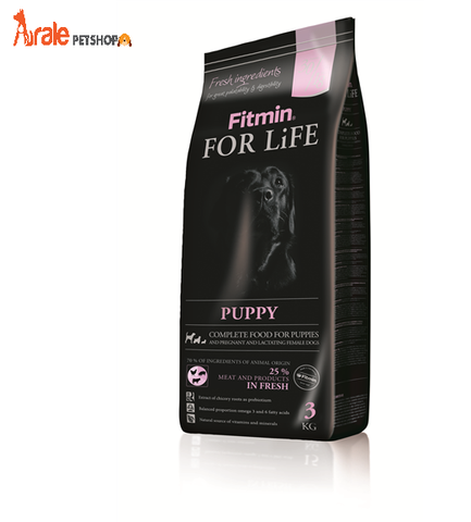 FITMIN DOG FOR LIFE PUPPY ALL BREEDS