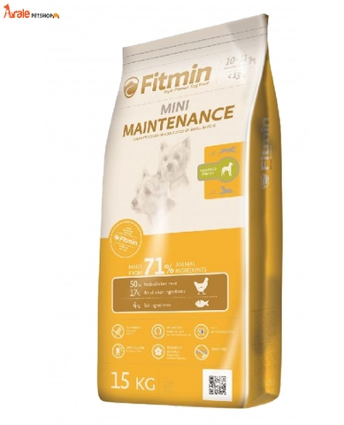 FITMIN MINI MAINTENANCE ADULT SMALL BREED