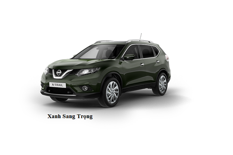 Nissan X-Trail 2.0 SL V-Series 2018