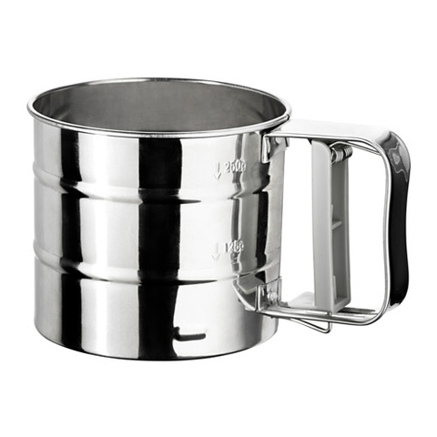 CA RAY BỘT IKEA / IDEALISK Flour sifter