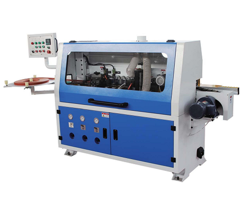 Semi- Automatic edge banding machine - MF506