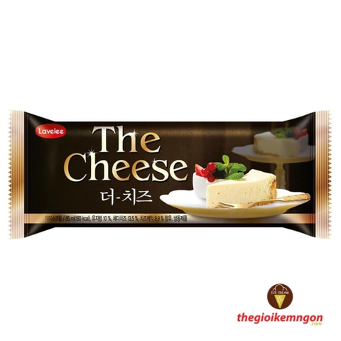 Kem phô mai The Cheese Bar Lavelee 85ml