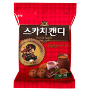 Kẹo Scotch Lotte 126g