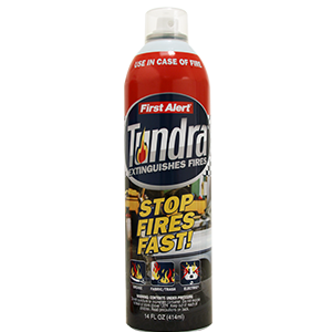 TUNDRA AUTO FIRE EXTINGUISING SPRAY