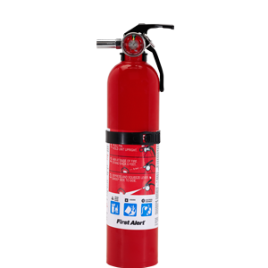1-A:10-B:C RECHARGEABLE HOME FIRE EXTINGUISHER