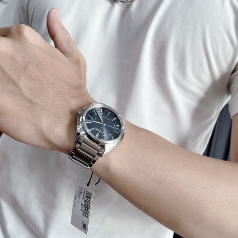 CITIZEN AW1570-87L - NAM - KÍNH CỨNG - ECO-DRIVE - 42MM