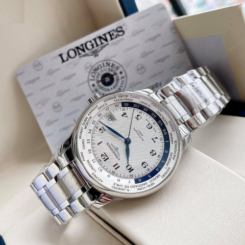 LONGINES MASTER COLLECTION L2.631.4.70.6 - NAM - KÍNH SAPPHIRE - AUTOMATIC - 38.5MM