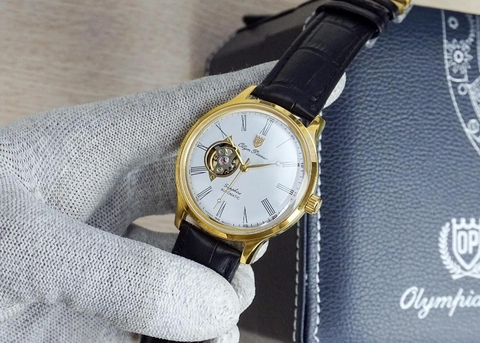 OLYM PIANUS OP99141-71.1AGS-GL-T - NAM - KÍNH SAPPHIRE - AUTOMATIC - 41MM