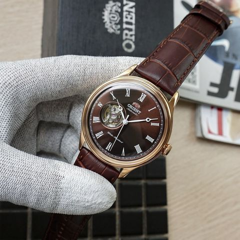ORIENT CABALLERO FAG00001T0 - NAM - KÍNH CỨNG - AUTOMATIC - 43MM